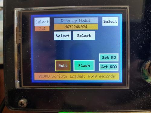 Flash Screen